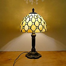 8 Inch Tiffany Style Table Lamp, European