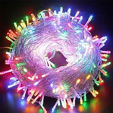8 Lighting Modes, LED Fairy Lights, Indoor/Outdoor