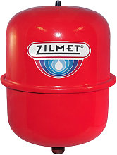 8 Litre Red Heating Expansion Vessel Z1-301008 -