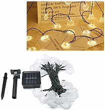 8 Modes Solar Powered String Light Waterproof Sea