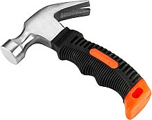 8 OZ Claw Hammer, Mini Hammer Stubby Hammers Tool,