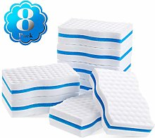 8 Pack Boat Scuff Erasers Boat Sponge for Cleaning
