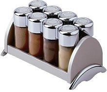 8 Piece Spice Jar Rack Symple Stuff