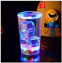 8 Water Activated Liquid Activated LED Drinking