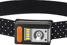 80000 lumens Rechargeable Head Torch ,Super Bright