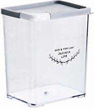 800ML Plastic Sealed food Storage Cans Kitchen