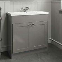 800mm Bathroom Vanity Unit Basin Sink Cabinet