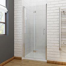800mm Bifold Shower Door Glass Shower Enclosure