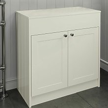 800mm Ivory Traditional Vanity Unit Countertop