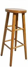 80cm Bar stool Marlow Home Co. Colour: Alder