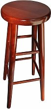 80cm Bar stool Marlow Home Co. Colour: Red