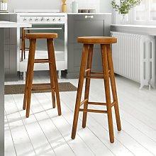 80cm Bar stool Marlow Home Co.