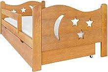 (80x160 cm, Alder) NeedSleep® Fall Protection