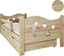 (80x160 cm, Lacquered wood) NeedSleep® Fall