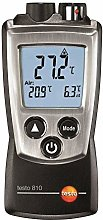 810 2 Channels Infrared Thermometer with TopSafe