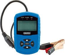 81164 Battery Diagnostic Tool - Draper