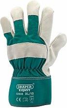 82608 Premium Leather Gardening Gloves - XL -