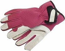 82625 Heavy Duty Gardening Gloves - M - Draper