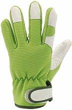 82626 Heavy Duty Gardening Gloves - L - Draper