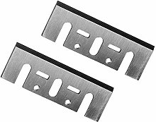 82mm TCT Planer Blades Replacement for Black &