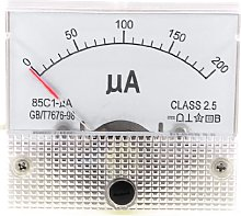 85C1-uA Panel DC 0-200uA Current Measuring Tool