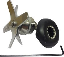 891 and 802 Drive Socket with A Allen Key and A