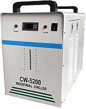 8L Industrial Water Chiller, Water Chiller for CNC