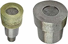 8mm 2-Piece Tubular Rivets Die Tool Set for Hand