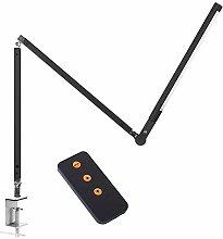 8W Modern Office Desk Lamp Swing Long Arm LED Desk