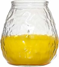 8X Prices Outdoor Citronella Candle In Glass Jar