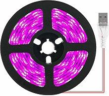9.8ft LED Plant Grow Light Strips 180 Full