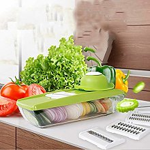 9 in 1 Mandolin Vegetable Food Slicer Julienne and