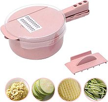 9 in 1 Multi-Function Easy Food Chopper, Vegetable