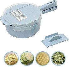 9 in 1 Multi-Function Easy Food Chopper, Vegetable