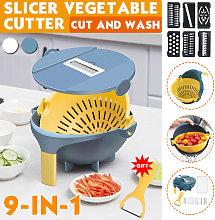 9 in 1 Multifunction Food Chopper Vegetable