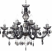 9 Light Dual Mount Chandelier Marie Therese