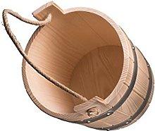 9 litre sauna bucket with cord handle