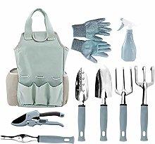 9 Piece Garden Tools Set-Gardening Tools,Pruning