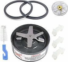 9 Pieces Blender Blade Replacement Parts for
