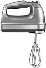 9 Speed Hand Mixer KitchenAid Colour: Shape Silver
