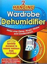 9 X Interior Hanging Wardrobe Dehumidifier by