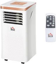 9000 BTU Portable Air Conditioner 4 Modes LED