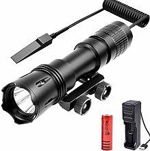 9000 Lumen LED Torch LED Flashlight Rechargeable