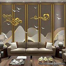 9032-33 Non-Woven Photo Wallpaper 3D Effect Cloud