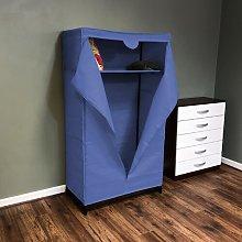 90cm Wide Portable Wardrobe Symple Stuff Finish: