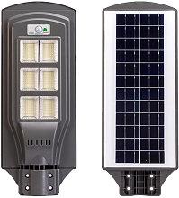 90W solar street light, outdoor courtyard led
