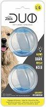 96290 - Zeus Duo Ball 6.3cm with Sqkr&Glo 2Pk