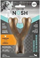96440 - Zeus Nosh Strong Chew Wishbone, Chicken -