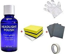 9H Headlight Cover Len Restorer Cleaner Repair