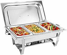9L Chafing Dish Food Warmer Professional Set,